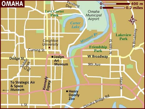 Map Of Omaha  My blog