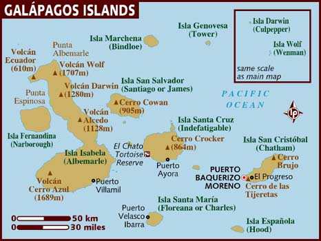 Map of Galapagos Islands Galapagos Island Map on nameless island, baltra island, pinta island, tierra del fuego on map, africa map, fernandina island, greater antilles map, cocos islands, maldives map, ethiopia map, dominican republic map, bay of fundy, iguazu falls, europe map, luxembourg map, caribbean map, puerto baquerizo moreno, galapagos national park, strait of magellan map, iceland islands map, puerto ayora map, honduras map, peru map, netherlands antilles map, aleutian islands map, charles darwin research station, ha long bay, genovesa island, puerto ayora, atacama map, isabela island, central america map, madagascar map, bahamas map,