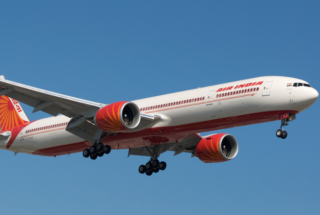 Air India will match discounted fares from international airlines.