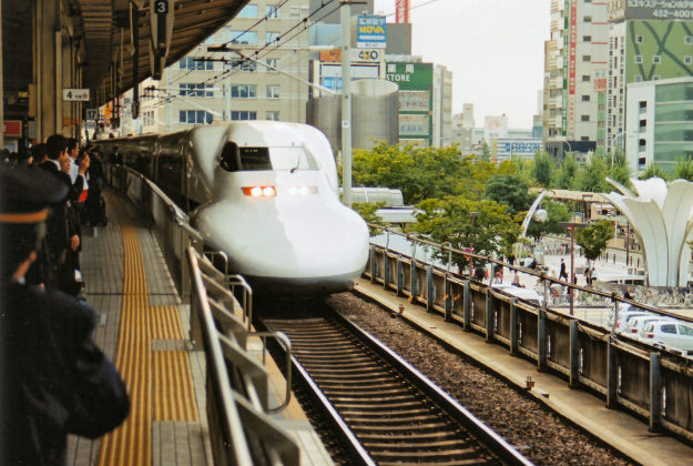 how to buy bullet train tickets in japan