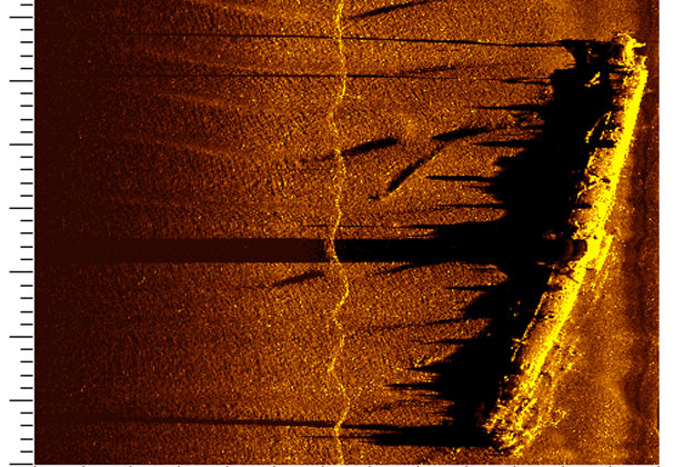 German U-boat - lost for more than 100 years - that has been uncovered on a seabed off the coast of East Anglia.