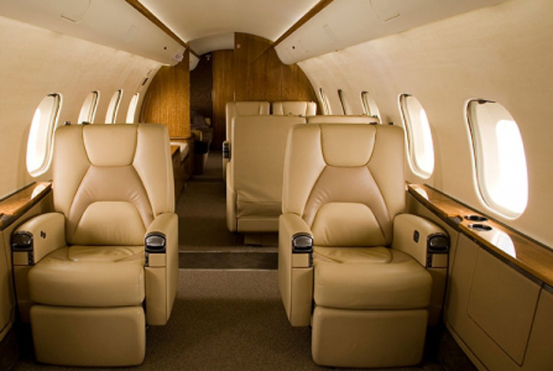 The majority of the flying will be enjoyed on board Private Jet Tours 12- seater, long-range, luxury jet.