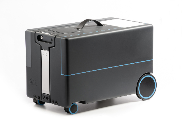 Image of the luggage from NUA Robotic's website.