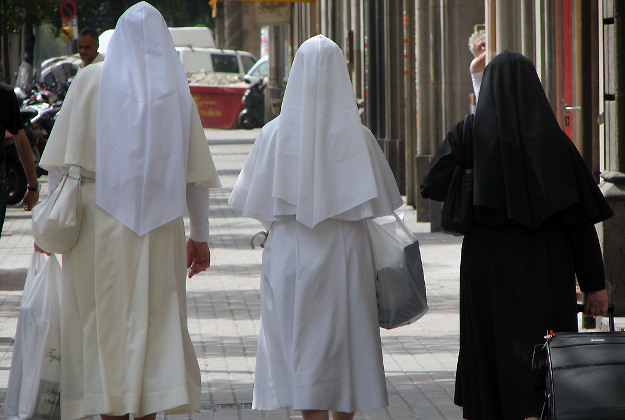 'I want to be a nun' TV show to hit screens in Spain.