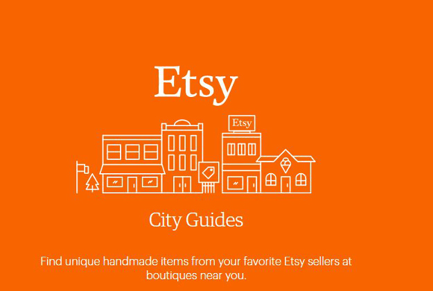 The Etsy City Guides connect the communities online and offline