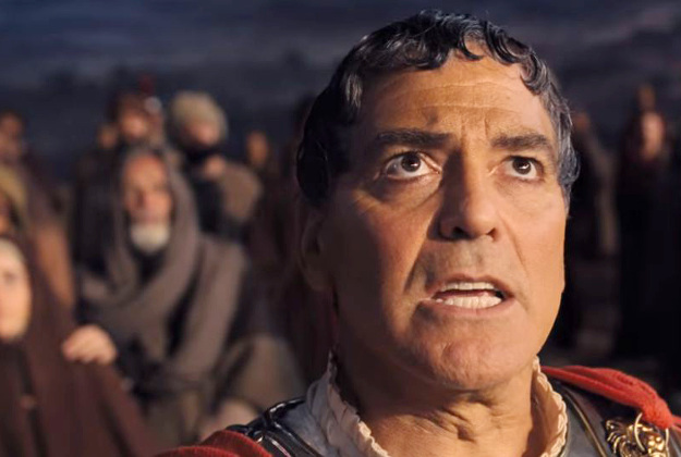 George Clooney in the Coen Brothers 'Hail Caesar!' screened at the Glasgow Film Festival