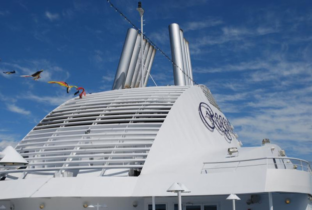 Luxury Cruise Company To Spend 100 Million On Fleet Update