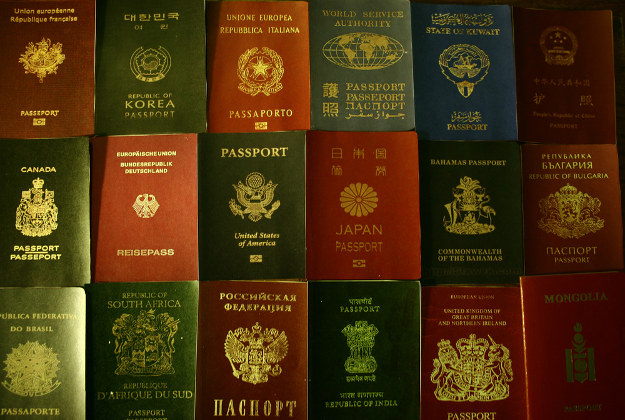 Passports of the future will be paperless and will be encrypted in your phone