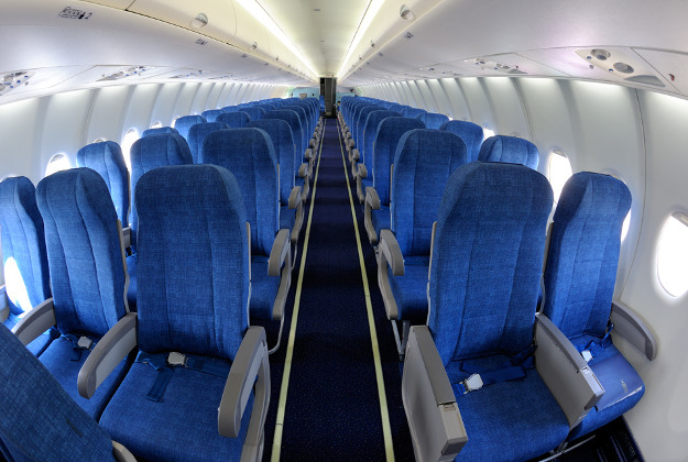 Many travellers still have anxiety around flying.