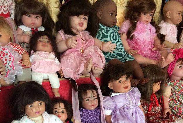 A Thai airline has begun to allow for large dolls to have seats on planes.