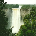The waterfall is the widest in the world