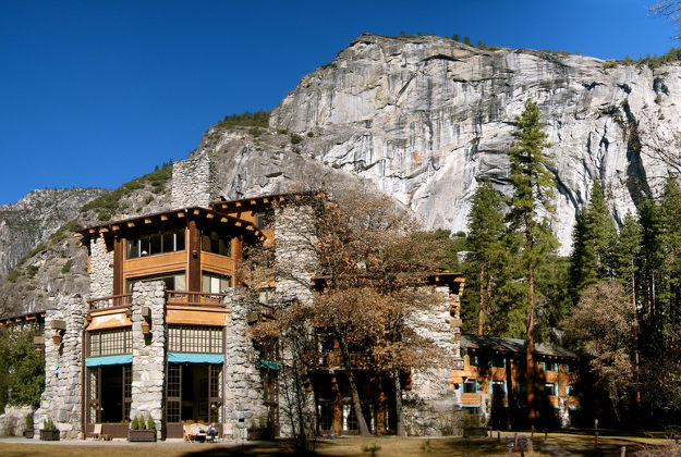 Ahwahnee Hotel in Yosemite National Park will now be known as the Majestic Yosemite Hotel.