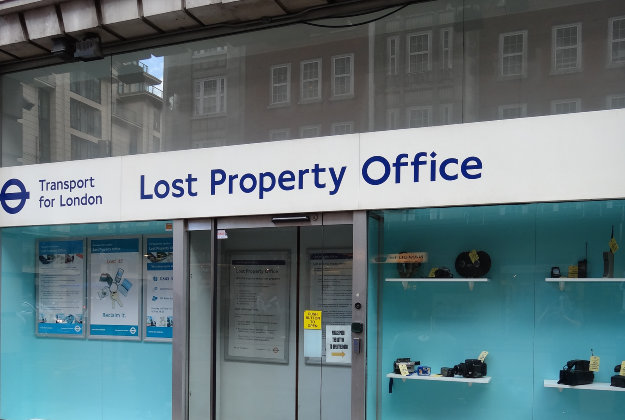 Lost Property Offices may become a thing of the past.