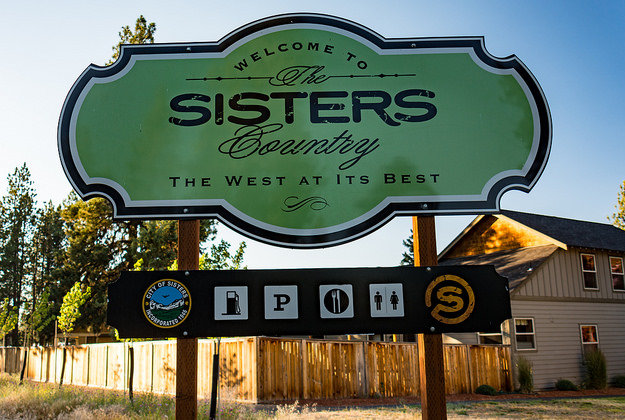 Sisters, Oregon, home of the first US beer spa.