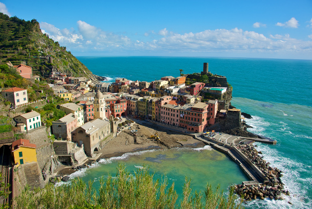 The picturesque area of Italy is being overwhelmed by the number of tourists attracted to its fishing villages every year