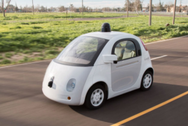 Australia's shifting techtonic plates may cause problems for driverless cars.
