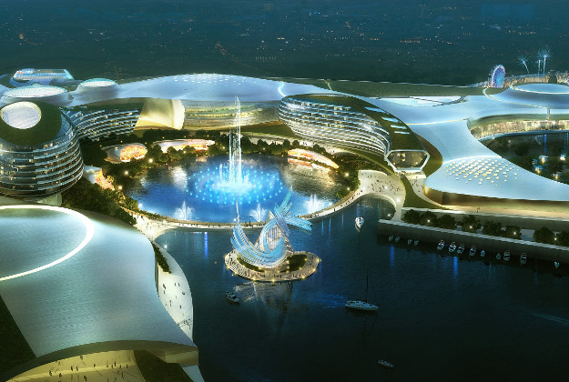 Phase I of Mohegan Sun's Project Inspire is estimated at US$1.6 billion, with a commitment total of US$5 billion over multiple phases.