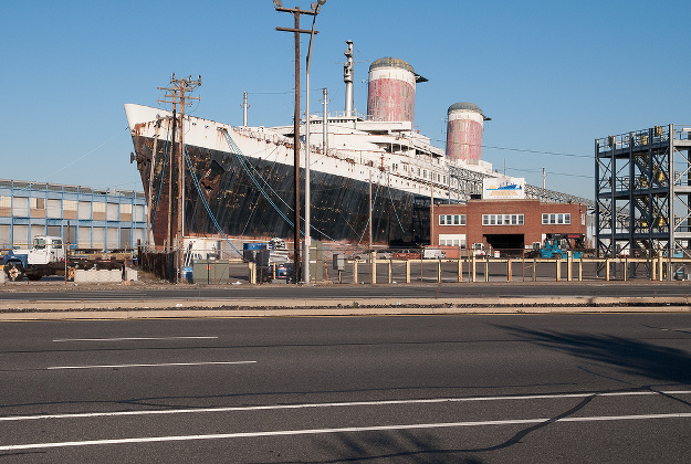 The SS United States could be set to rule the wave again but it will need a total overhaul costing almost $1 billion before it can happen