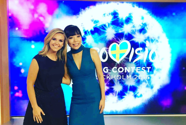 Dami Im is Australia's popular entry for this year's Eurovision Song Contest