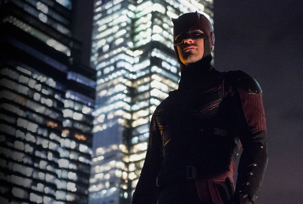 The setting of Dardevil is the notorious neighbourhood of Hell's Kitchen