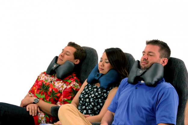 Physiotherapists consulted in the making of SkyDreamer Travel Pillow