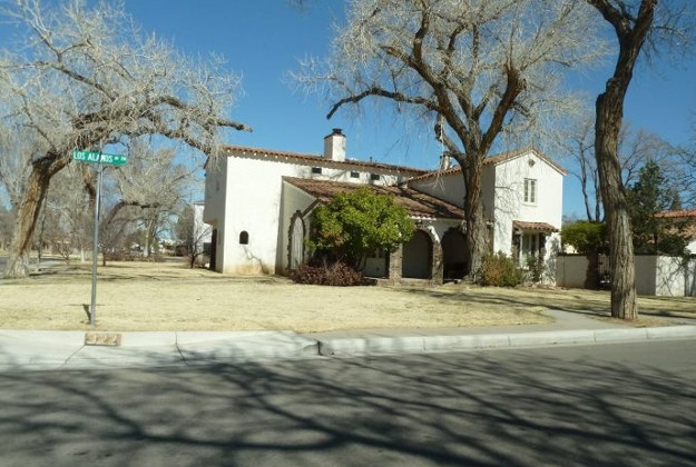 Jesse Pinkman's house is a popular stop-off on the tour