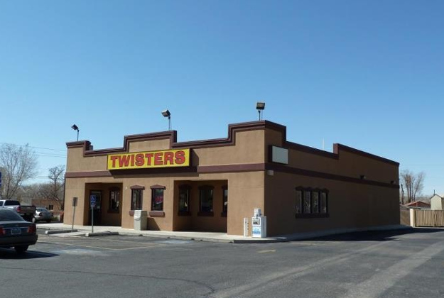 Los Pollos  is in fact an Albuquerque chain Twisters