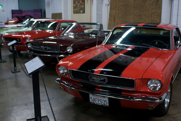 California Automobile Museum Hopes To Raise The Roof