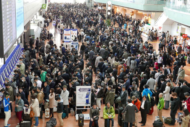 Summer airport queues may not be down to just an increase in numbers.