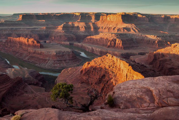 The amazing landscape of the American South West