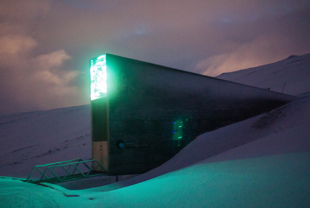 Inside The Incredible Doomsday Vault Of Norway