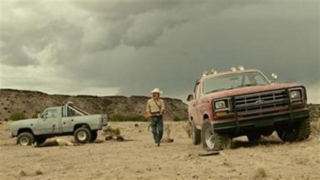 No Country For Old Men was filmed in Las Vegas New Mexico