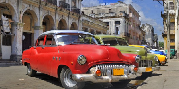 Cuba has experienced a huge influx of visitors in recent months