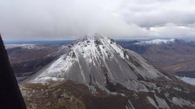 Mount Errigal, Co Donegal