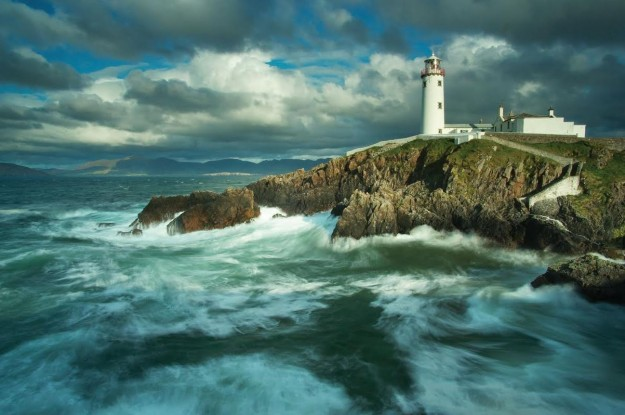 Fanad Head Lighthouse, Co Donegal