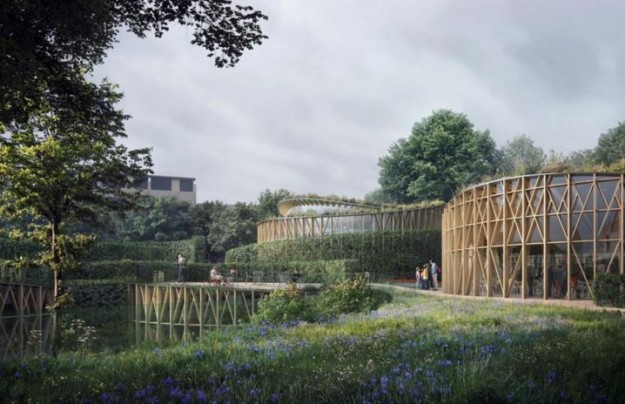 Star Japanese architect wins competition to design new Hans Christian Andersen museum in Denmark