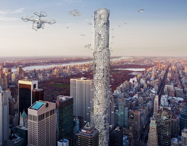 Incredible skyscraper competition winners push the limits of high-rise design