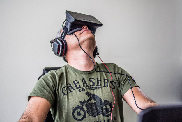 Some predict virtual reality will be used more and more in travel.