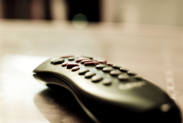 Remote controls can harbour bacteria and germs.