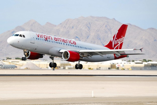 Virgin America was named the top airline in the US the same week it was sold.