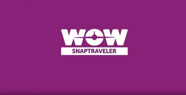 WOW Air is launching the Snaptraveler initiative