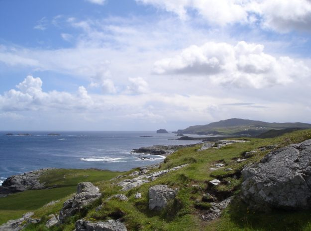 Donegal's other-wordly landscape is taking centre-stage in the new Star Wars film.