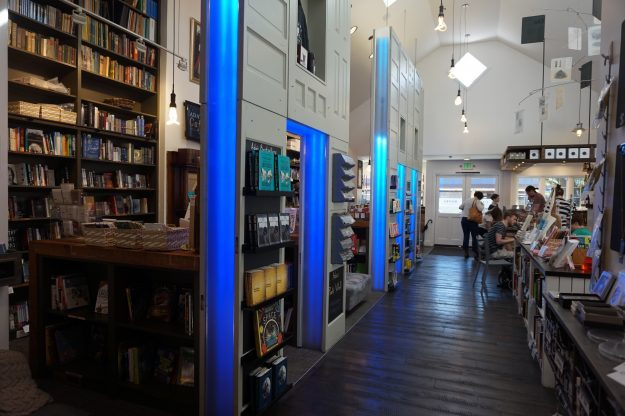 Ada's Technical Books and Cafe.