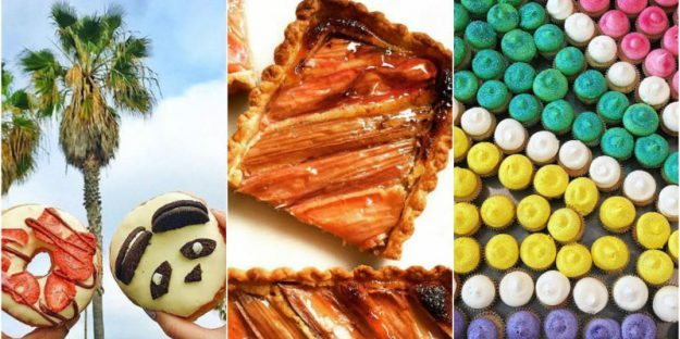 The most geotagged bakeries of Instagram have been revealed!