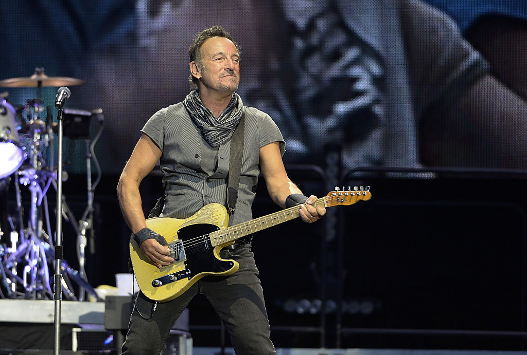 Bruce Springsteen Tour  Europe Countries