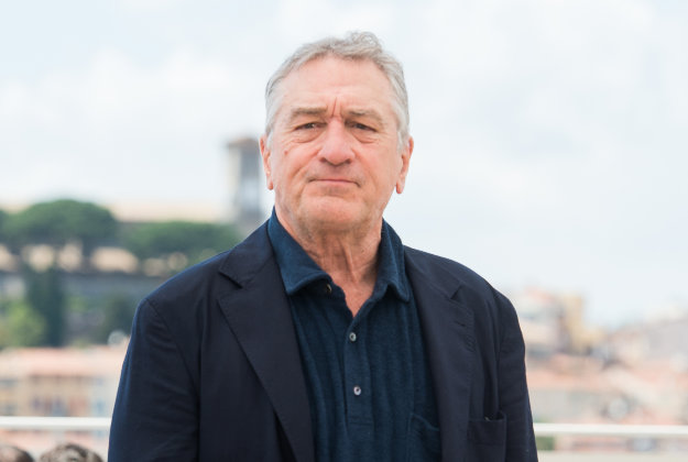 Robert De Niro at Cannes Film Festival 2016.