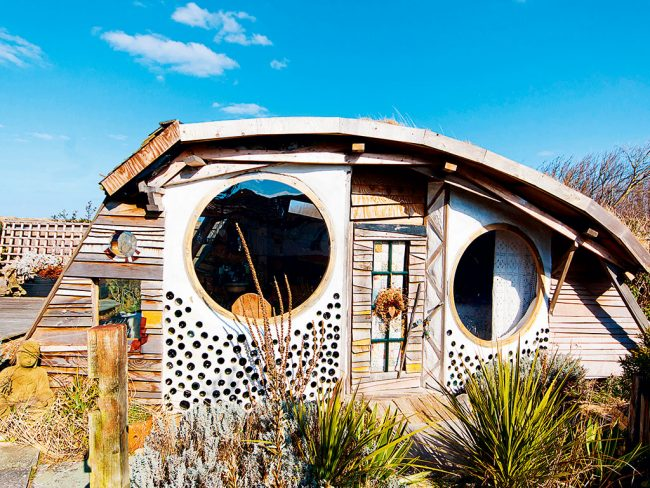 The Owl House can be rented in Sandhills, England: Image: Business Destinations