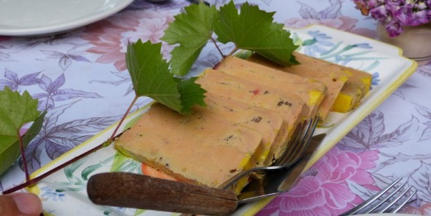 Foie gras has been banned for three months