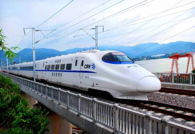 A new bullet train will go from Singapore to Kuala Lumpur in 90 minutes