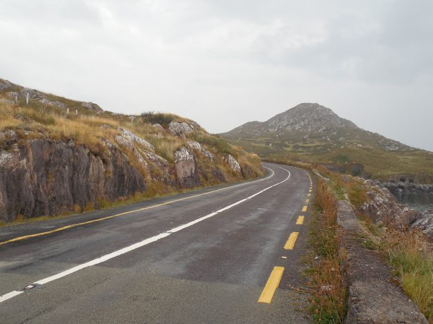Ireland's Wild Atlantic Way was was mentioned as a top road trip destination.